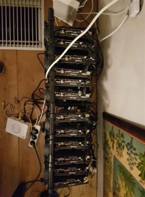 Here is a sample view of the bitcoin mining farm of mining server machines owned by the bitclub network. Fear of cash seizures has led cartel to use bitcoin currency - Herald.ie