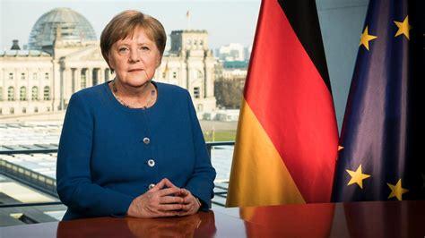 An 365 tagen im jahr, rund um die uhr aktualisiert, die wichtigsten news auf kanzlerin merkel will sich erst impfen lassen, wenn sie an der reihe ist. Ansprache der Kanzlerin zu Corona: Merkel wendet sich an ...