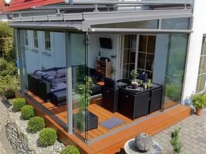 Siemens E14 3f : balkon zum wintergarten umbauen balkon zum wintergarten ~ Michelbontemps.com Haus und Dekorationen