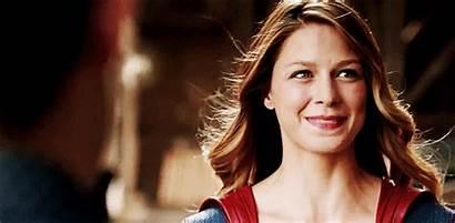 Supergirl Smile Gifs Cbs Woman Workout Arrow