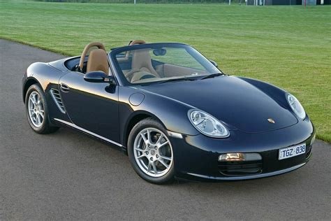 Used Porsche Boxster Review