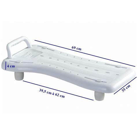 planche de bain marina h112 69cm invacare si 232 ges