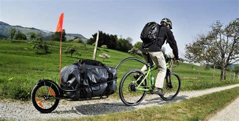 siege pour vtt remorques pour le voyage à vélo cyclable