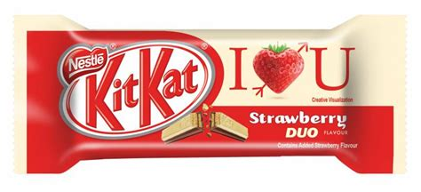 nestle takes  romantic break  nestle kitkat
