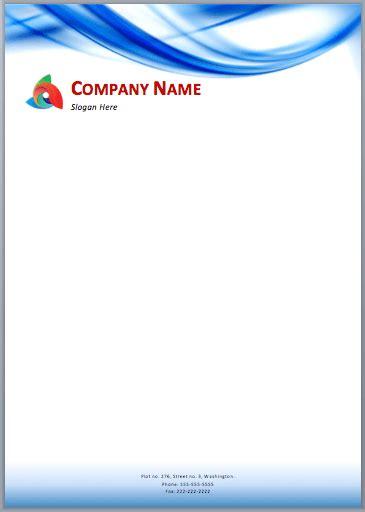 letterhead templates  word excel
