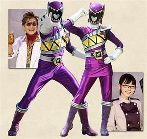 Kyoryu Violet | RangerWiki | FANDOM powered by Wikia