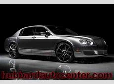 Bentley Continental Flying Spur Flying Spur Sedan 4Door