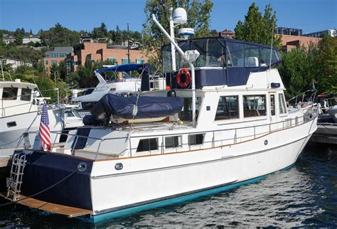 Vintage Boats For Sale Seattle by 49 Grand Banks 1993 Vintage For Sale In Seattle