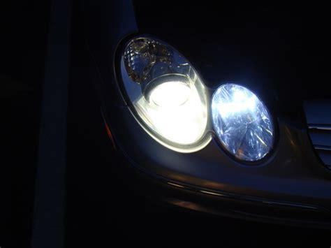 regular headlights xenon halogen bi tell mbworld forums