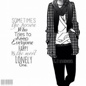 That's me. ... Anime Boy Quotes