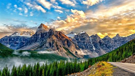 gambar pemandangan alam indah harian nusantara