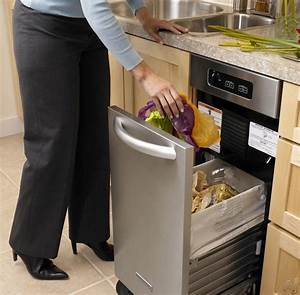 17 best images about trash compactors on pinterest built With kitchen colors with white cabinets with va safety inspection sticker