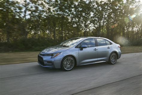 2020 Toyota Corolla Sedan Debuts With New Sporty Look