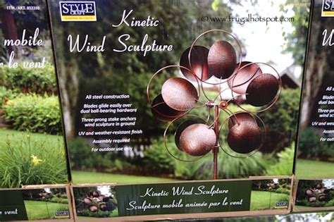 stylecraft ls kinetic wind sculpture costco sale style craft kinetic wind sculpture frugal