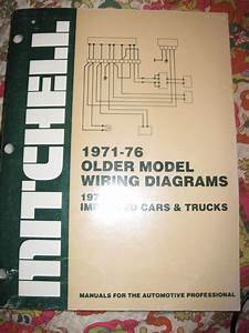 Mitchell Wiring Diagrams