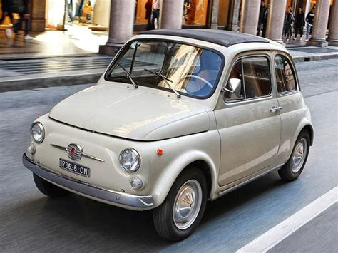 Original Fiat 500 by The Original Fiat 500 Is Officially A Work Of Carbuzz