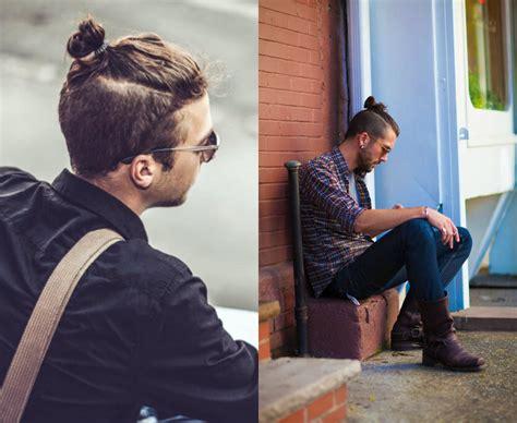 samurai knots hairstyles  men   mass trend