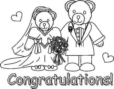 wedding coloring book wedding coloring pages 7