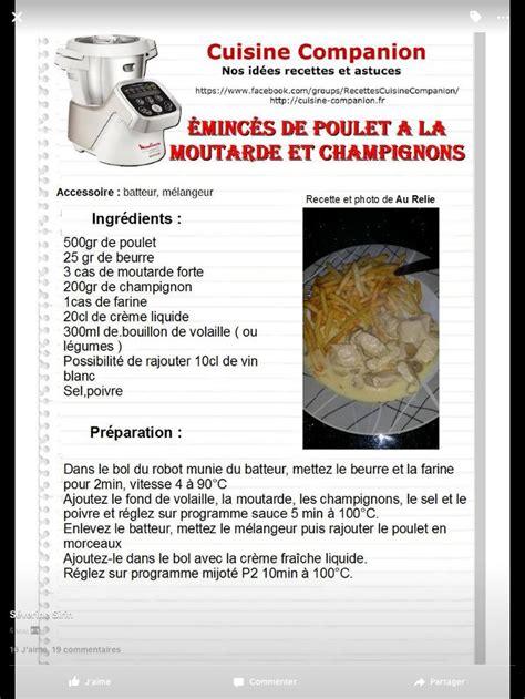 recette cuisine companion 108 best cuisine companion images on