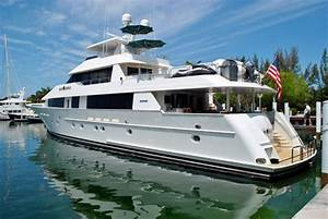 130 Foot Yacht Originally Owned By Johnny Carson Sun