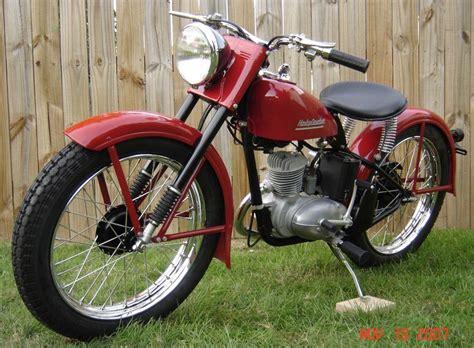 harley davidson 125cc 1952 harley 125s born to be models motorcycles and harley davidson