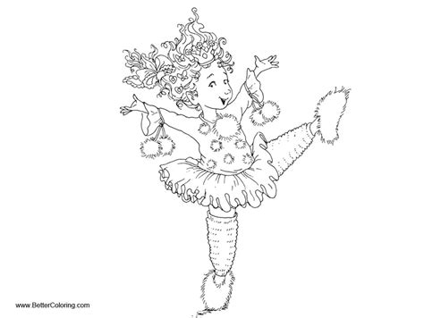 fancy nancy coloring pages fancy nancy coloring pages sketch black and white free