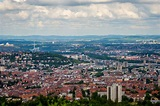 Birkenkopf | View of the city from highest point in ...