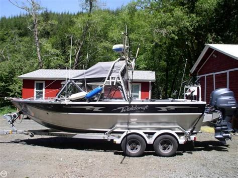 Aluminum Fishing Boats For Sale In Florida by Weldcraft 202 Rebel In Florida Fishing Boats Used 10253