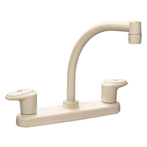 biscuit kitchen faucet phoenix faucets 8 quot dual handle rv kitchen faucet hi arc spout biscuit phoenix faucets rv