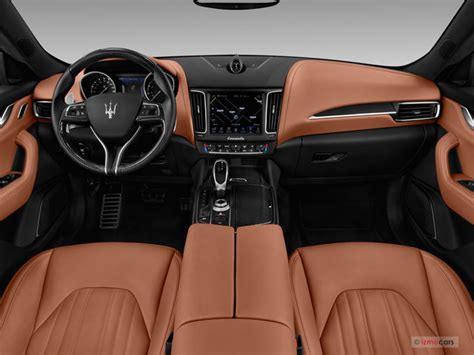maserati interior 2017 maserati levante pictures dashboard u s news