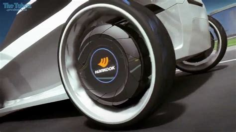 Car Tires Of The Future Youtube