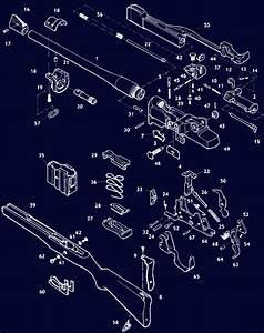 Ruger Firearms Mini 14 Ac556 Rifle Parts Kits And Accessories