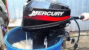 Mercury 15hp Outboard Motor 2003r  2 Stroke  Dwusuw