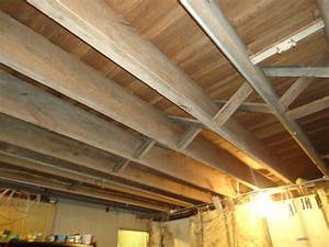 Creative Basement Ceiling Ideas Jeffsbakery Basement