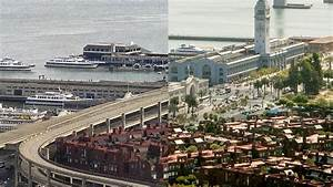 Loma Prieta Earthquake before and after: San Francisco ...