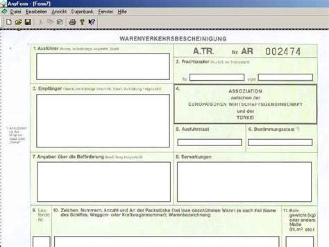 anyform formularsoftware  kostenlos bei nowload