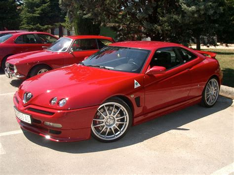 1997 alfa romeo gtv photos informations articles