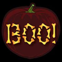 boo bones  stoneykins pumpkin carving patterns