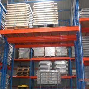 sell ready stock pallet rack from indonesia by berkat