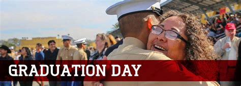 graduation day marine corps community services mcrd san