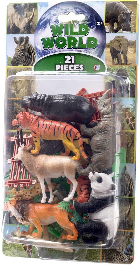 wholesale natural world  piece wild safari animal play