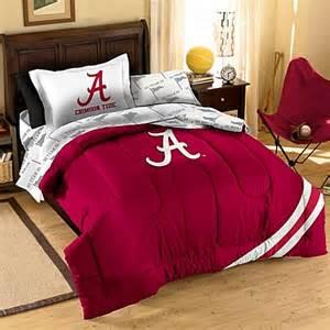 alabama crimson tide twin applique bedding set bedbathandbeyond com