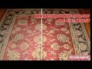 Nettoyer Un Tapis En Profondeur : comment nettoyer une moquette ou un tapis youtube ~ Melissatoandfro.com Idées de Décoration