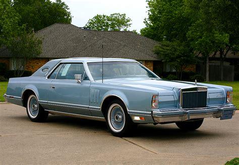 "1978 Lincoln Mark V Diamond Jubilee edition in ""diamond ..."