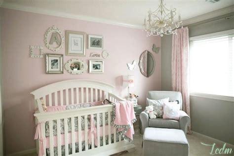 deco chambre bebe gris idées déco chambre bébé fille