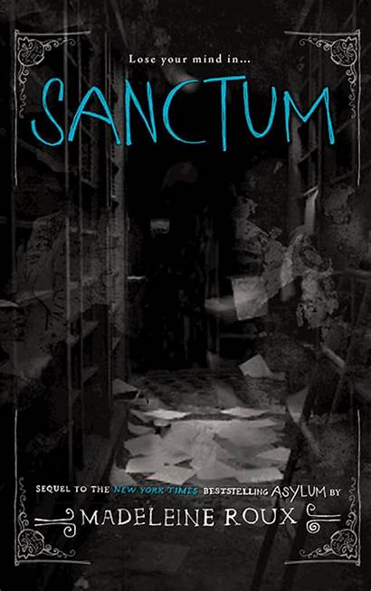 Sanctum Animated Madeleine Roux Covers Reveal Asylum