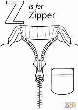 Coloring Letter Zipper Pages Zoo Printable Alphabet Crafts Preschool Tracing Sheets Letters Worksheets Supercoloring Dot Craft Words Happy Super Activities sketch template