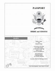 301 moved permanently With passport wedding program template
