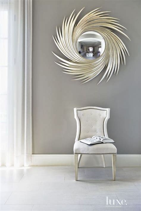 Ideas Around A Mirror by 9 Dazzling Wall Mirrors To Decorate Your Walls
