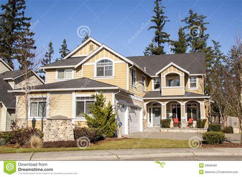 Amerikanische Häuser Fertighäuser Kanadische Holzhäuser